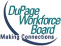 DuPage Workforce Board logo