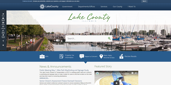 Lake County Workforce Development Home Page