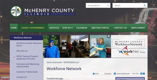 McHenry County Workforce Network