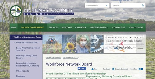 McHenry County Workforce Network Board